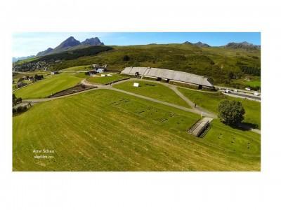 Borg vikingemuseum i Lofoten